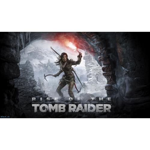 Tomb Raider: Rise of the Tomb Raider für PS4